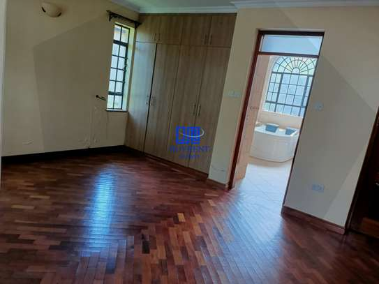 4 bedroom house for rent in Gigiri image 12