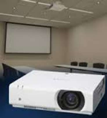 Projectors Hire, Installation and Sales image 1