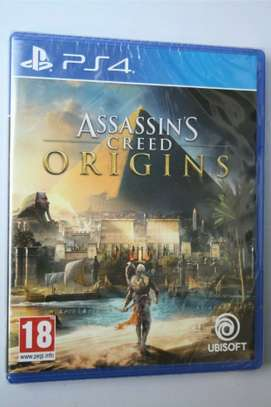 Assassin's Creed Origins PS4 Game - New/Sealed