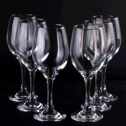 6pcs set Red Wine Glasses image 1