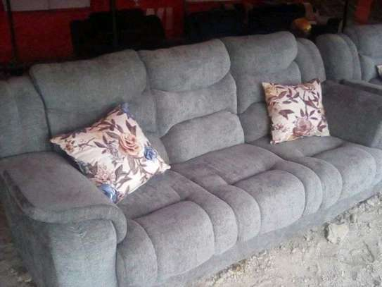 Locally made recliner 7 seater