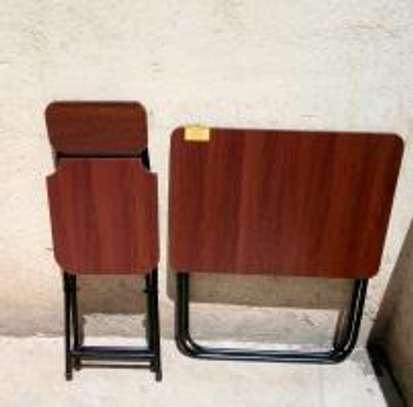 Study table & chair ( foldable) image 3