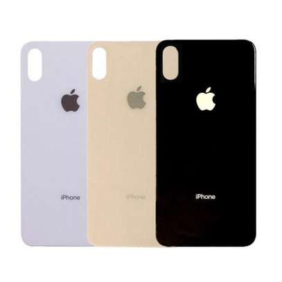 Battery Cover Replacement Back Door Housing Case For iPhone X/Xs image 4