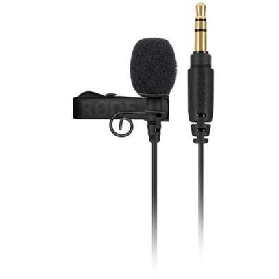Rode Lavalier GO Omnidirectional Lavalier Microphone for Wireless GO Systems image 1