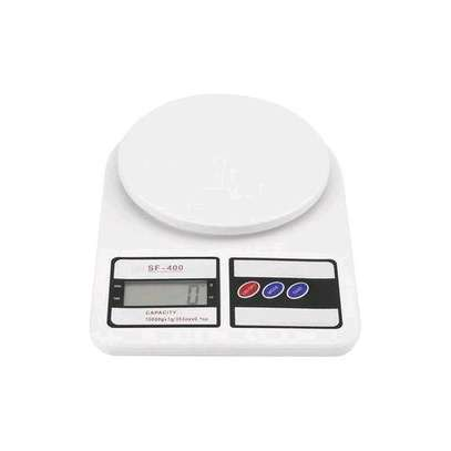 digital kitchen weighing scale image 2