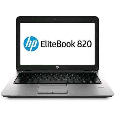 Hp elitebook 820 g2 5th gen core i3 4gb ram 128 ssd 12.5 inches image 2