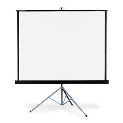 PROJECTOR SCREEN 70X70 TRIPOD  projector screens 70*70 cm (60 inche) image 1