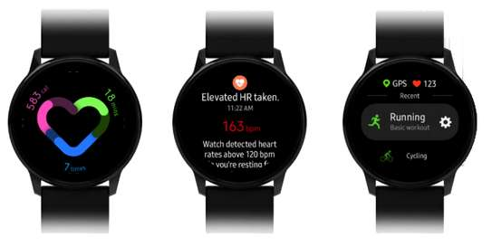 Samsung Galaxy Watch Active image 2