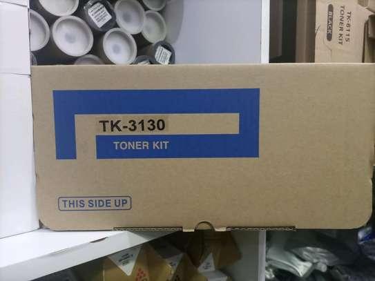 TK 3130 ORIGINAL CARTRIDGES image 1