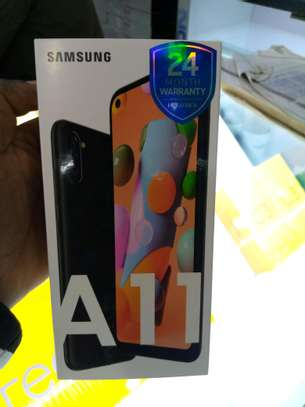 SAMSUNG GALAXY A11 2GB RAM 32GB ROM 6.4INCHES ANDROID V10 image 1