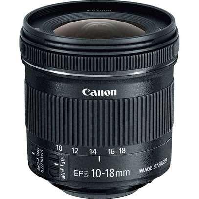 Canon EF-S 10-18mm f/4.5-5.6 IS STM Lens image 1