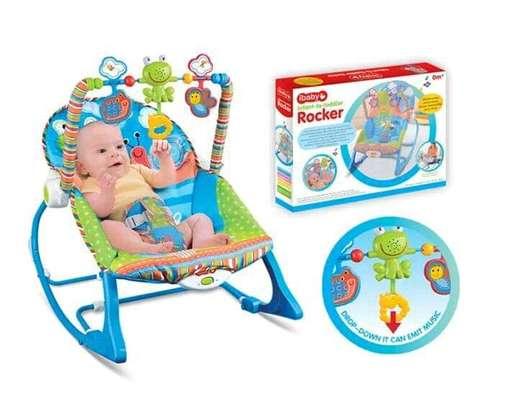 Baby rocker image 2