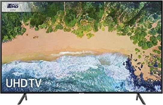 Samsung 75 inches Smart UHD-4K Digital TVs 75RU7100 image 1