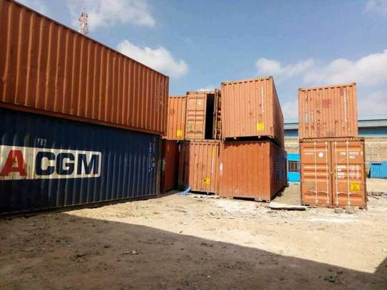40 Foot Containers image 1