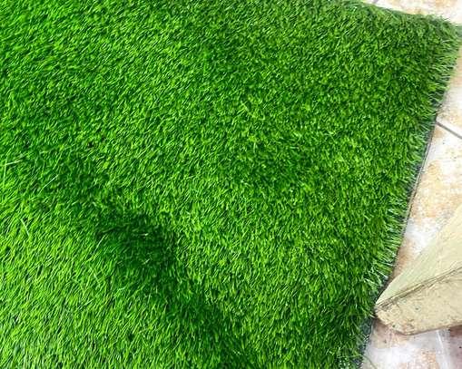 Artificial grass green carpet, turf grass carpet image 2