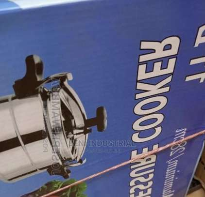 The Trusted 11l Pressure Cooker image 1