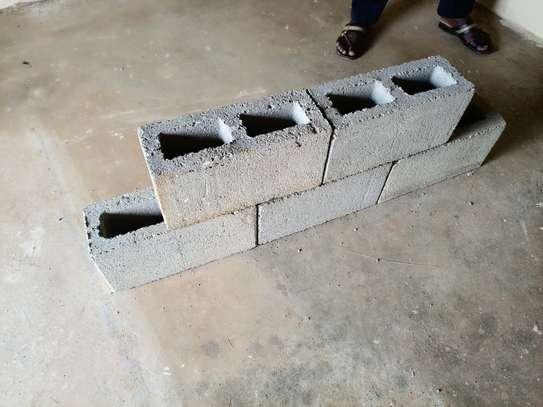 Concrete blocks image 1
