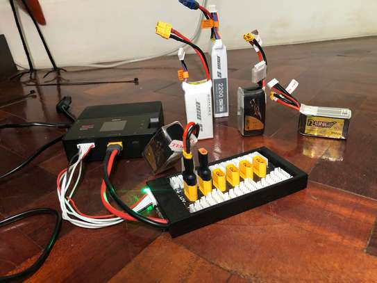 RC lithium batteries and smart chargers image 4
