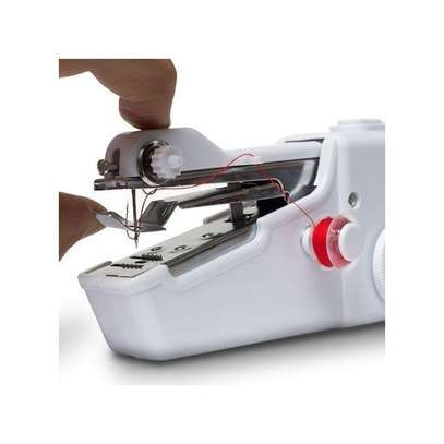 Handy Stitch Portable And Convenient Hand Held Electric Sewing Machine image 4