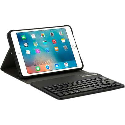 """Smart Wireless Bluetooth Keyboard with Stand Case Cover For Apple iPad Pro 12.9"""" image 5"""