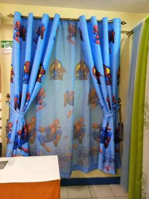 Cartoon themed curtains image 3