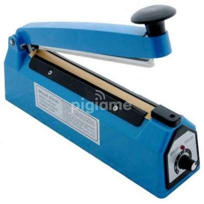 Impulse Heat Sealer 300mm Electric Plastic Poly Bag Sealing Machine image 1
