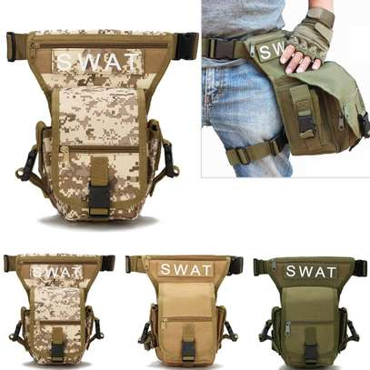 Thigh/waist bag