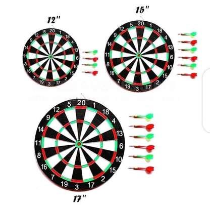 Dart board game image 1