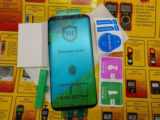 Ceramic Full 5D Glass Protector Flexible Anti-Break,Anti-Fingerprint for Samsung S9 S9 Plus image 6