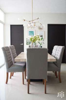 6 Sitter Dinning Table image 1