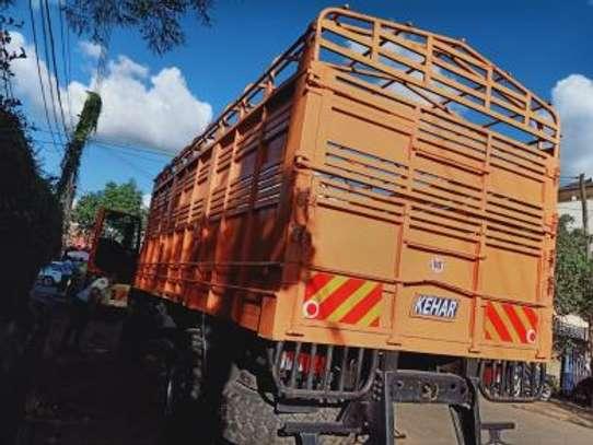 2017 Man Truck SX 43 KCV diesel 6900cc Like New image 13