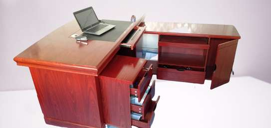 1.8 Metre Executive Office Table image 2