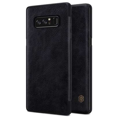 Nillkin Qin Series Leather Luxury Wallet Pouch For Samsung Note 8 image 4