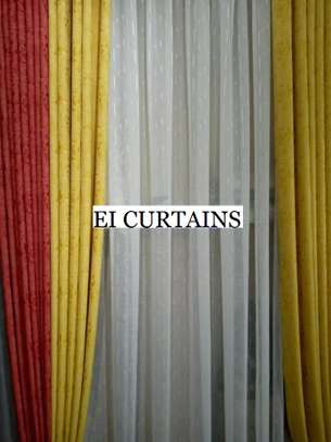 HEAVY MIX AND MATCH CURTAINS image 4