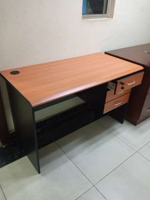 Imported 1.2m office desk image 2