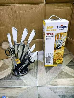 Knife set image 1