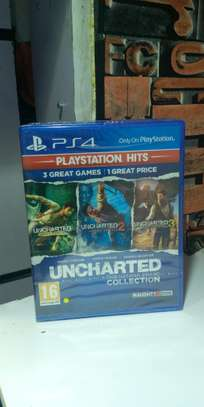 Uncharted 3 collection ps4 game image 1