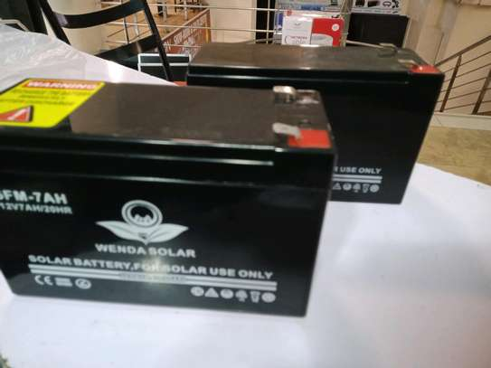 Replacement ups battery image 1
