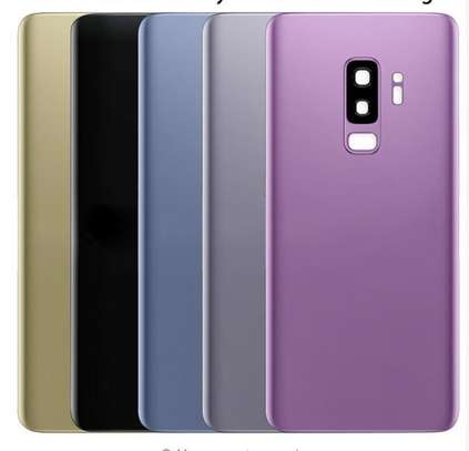 Battery Cover Replacement Back Door Housing Case For Samsung Galaxy S9 S9 Plus image 5