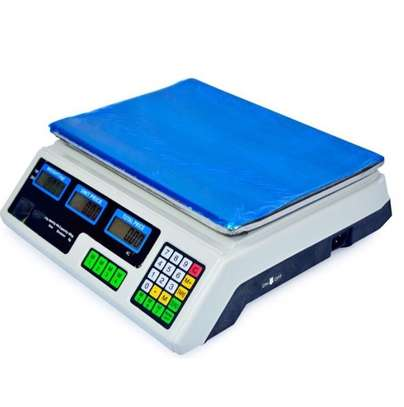 Digital Weight Scale 30 or  40kg Bench top image 1