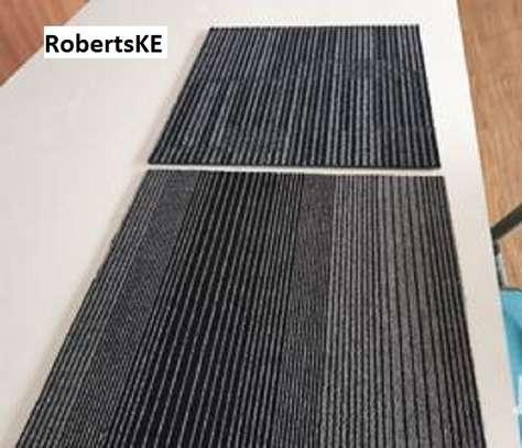 grey carpet tiles image 1