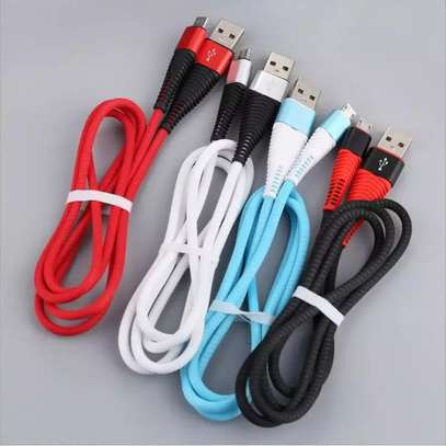 Braided Micro USB Cable image 2