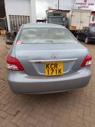 Toyota Belta for Hire image 3