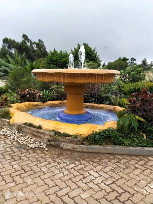 Landscaping,cabro pavers, waterfalls, fountains etc.