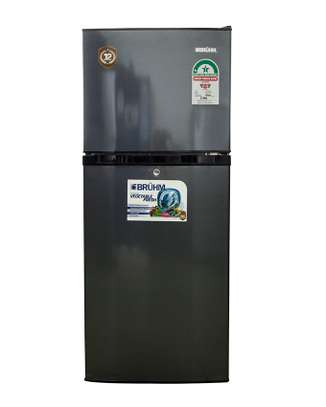 Bruhm BFD 160MD 156Ltr Double Door Refrigerator image 1