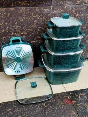 Granite cookware set image 3