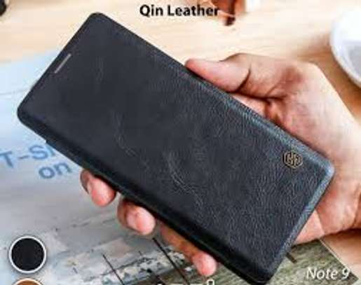 Nillkin Qin Series Leather Luxury Wallet Pouch For Samsung Note 8 image 3