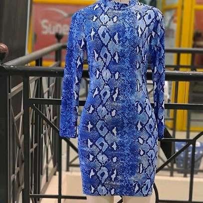 Dress - Snake Print image 1