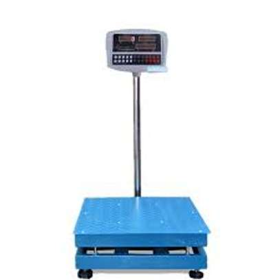 Commodity platform scales  300 kg image 1