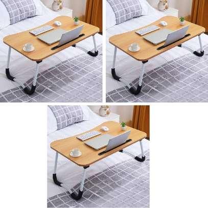 Foldable laptop table image 1